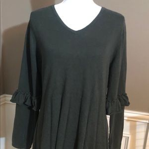 NWT V-Neck Pullover Sweater. Style & Co. 2X